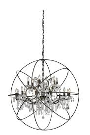 best amazing lambent sphere chandelier 8 26834