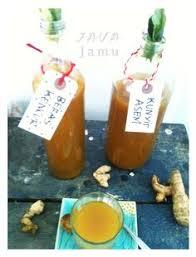 Minuman tradisional yang digolongkan ke dalam jenis jamu ini memiliki khasiat untuk meningkatkan nafsu makan dan dapat menebalkan dinding lambung yang masukkan jahe, asam jawa, daun pandan, kencur dan gula jawa. 17 Jamu Ideas Herbalism Food Herbal Drinks