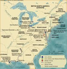 maps charts graphs louisiana purchase war of 1812