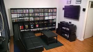 Living Room Pc Gaming Interesting Decorating