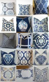 blue and white pillows. Plain White The Enchanted Home A Serious Blue And White Pillow Quandry For Blue And White Pillows I