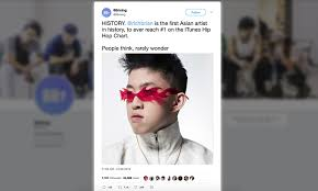 Hip Hop Charts 2018 Indonesias Rich Brian Is The First Asian To Chart 1 On The