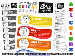Baby Sign Language Baby Signs And Baby Sign Lanuage Resources