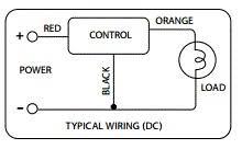 photocell wiring diagram vvolf me lca 612d 12 volt 12v spst dusk to dawn button photocell light for alluring wiring diagram