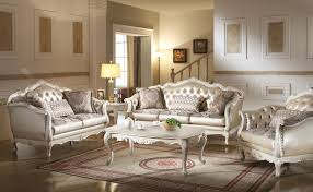 formal living room sets. chantelle formal living room set in white sets o