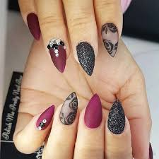Fall Nail Designs 21 Trendy Fall Nail Design Ideas Page 2 Of 2 Stayglam