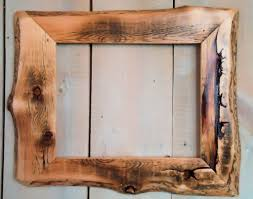 best wood for making picture frames large version