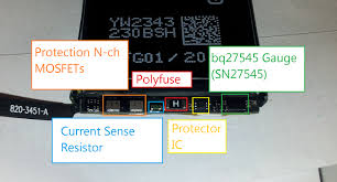 looking inside an iphone 5 battery rip it apart jason s iphone 5 battery pcb layout