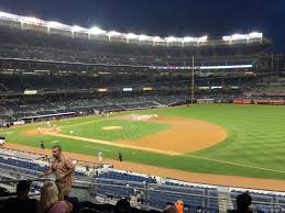 new york yankees seat view for yankee stadium section 213