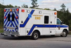 Johnston Ambulance Service Pedestrian Run Over By Ambulance Dies Joco Report