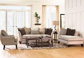 Shop for a Sofia Vergara Santorini 7 Pc Living Room at Rooms To Go