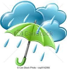 Resultado de imagen de lluvia paraguas