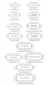 wedding table size chart. interior designer of asheville north carolina kathryn greeley uses table charts to help with appropriate seating sizes and capacities wedding size chart