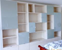 remarkable wall units with doors small bookcase with