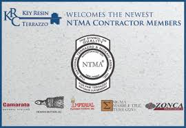 join the ntma terrazzo family of contractors camarata masonry systems ltd imperial flooring systems inc zonca terrazzo mosaic llc sigma marble
