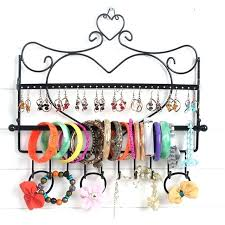 Standing Watch Display Case Jewelry Organizer Stand Jewelry Organizer Hanger Display Stand I I 73