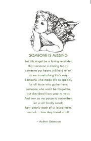 Wedding Quotes Wedding Program Poem Honoring Those Who