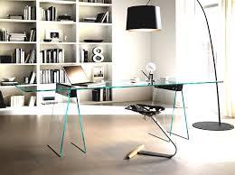 home office glass desk. Image Of: Glass Desk Home Office Ideas For Men Decoration