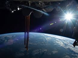 Earth Day On The International Space Station