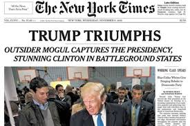 News amp; The Top React Trump's Times Unexpected Stories States To - Win Us Newspapers United Straits