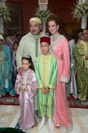 """Résultat de recherche d'images pour """"Mohammed VI famille royale"""""""