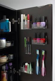 inside cabinet makeup storage 784277f70ad5be21b19a48b988b14bdd