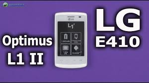 Распаковка LG Optimus L1 II E410 White ...