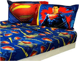 superman bedding set full twin baby sets
