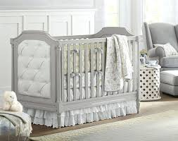 crib grey and nursery bedding from pottery barn kids blythe reviews