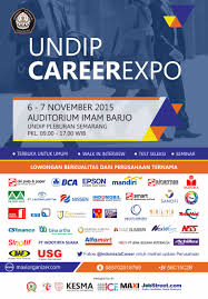 undip career expo semarang jadwal event info pameran acara undip career expo semarang