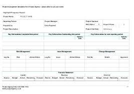 Quarterly Status Report Template Quarterly Status Report Template Business Review Templates