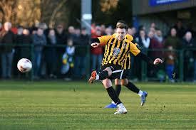 Stowmarket Town striker Christy Finch moves to Gorleston