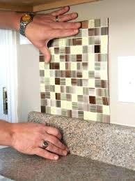 self adhesive backsplash self stick tiles kitchen kitchen tile self adhesive tiles mosaic pattern stick wall