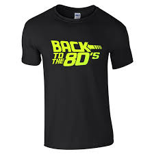 80s T Shirt Designs Back To The 80s T Shirt Fancy Dress Neon Print Love 80s Party Dance Club Top The T Shirt T Shirts Designer From Funnyteesstore 24 2 Dhgate Com