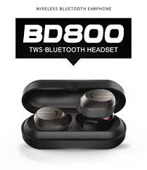Tai nghe True Wireless WK BD800 bluetooth không dây chính hãng – Vài Thứ Hay
