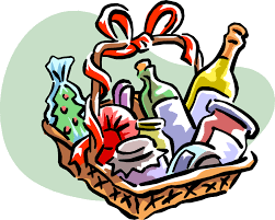 food gift baskets basket raffle png image with transpa background
