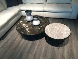 nested coffee table round living room nesting tables with marble on top nested coffee table round
