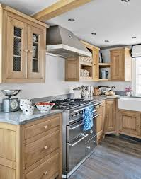 modern country kitchen with oak cabinets. Simple Oak Mix Elements Of Both Modern And Country For A Smart Yet Cosy Kitchen Honey  Coloured Oak Cabinetry Warms This Compact Space Has Timeless Style To Modern Country Kitchen With Oak Cabinets