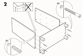 moving and reassembling ikea furniture