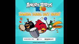 Angry Birds Rio Samba - YouTube