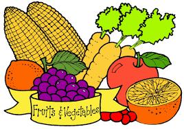 fruits and vegetables clip art. Exellent Art Fruits And Vegetables Border Clipart Throughout Clip Art I