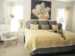 yellow wall decor for bedroom.  Decor Bedroom Yellow And Grey Wall Decor New  Also For L