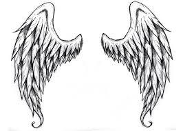 фото тату крылья