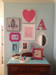 furniture for girl room. girls room gallery wall furniture for girl