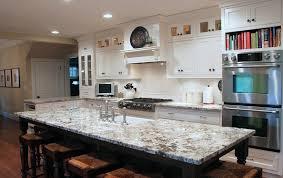 White Galaxy Granite Kitchen Kitchen