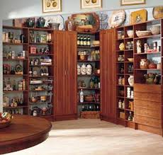 Pantry For Kitchens Creative Ideas For Corner Kitchen Pantry Kitchen Designs