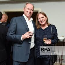 Scott Titmas, Wendy Swanson at 59th Annual Grammy Awards: Cocktails in  Honor of Scott Sanders / id :