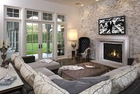 inspiring living room painted white