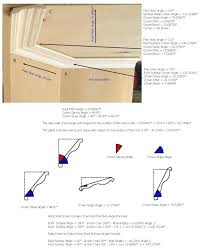 Angles Crown Molding Chart Cutting Crown Flat Salud7 Co