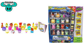 Grossery Gang Vile Vending Machine Cool Moose The Grossery Gang Season 48 Vile Vending Machine Package With